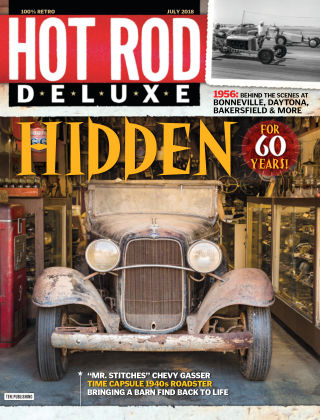 Hot Rod Deluxe Jul 2018