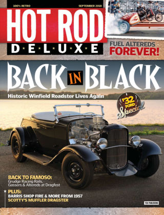 Hot Rod Deluxe Sep 2018