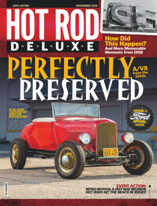 Hot Rod Deluxe Nov 2018