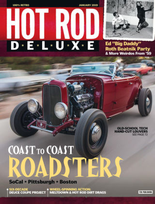 Hot Rod Deluxe Jan 2019