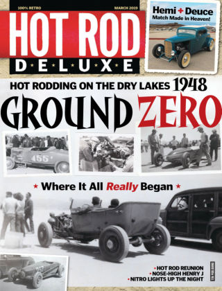 Hot Rod Deluxe Mar 2019