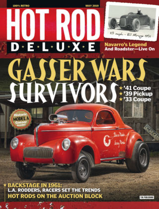 Hot Rod Deluxe May 2019