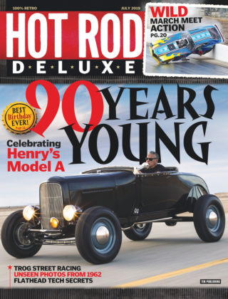 Hot Rod Deluxe Jul 2019