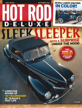 Hot Rod Deluxe Sep 2019