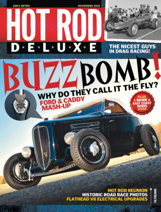 Hot Rod Deluxe Nov 2019