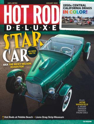 Hot Rod Deluxe Jan 2020