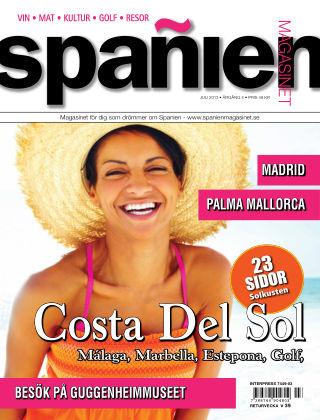 Spanien Magasinet 2013-07-30
