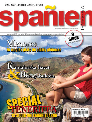 Spanien Magasinet 2013-01-29