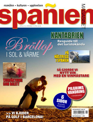 Spanien Magasinet 2012-04-30