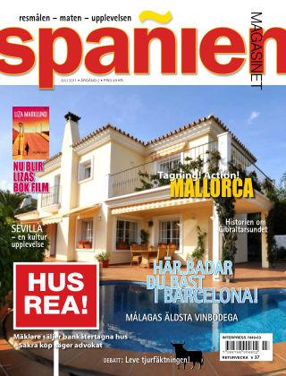 Spanien Magasinet 2011-07-28