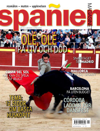 Spanien Magasinet 2011-01-31