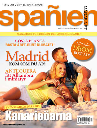 Spanien Magasinet 2014-08-19