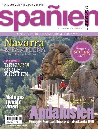 Spanien Magasinet 2015-08-22