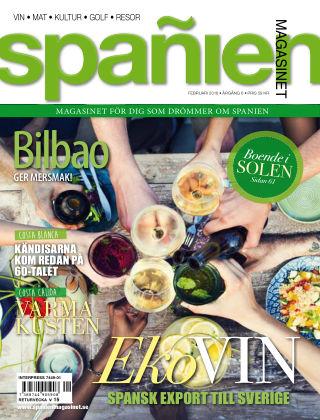 Spanien Magasinet 2016-02-11