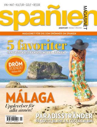 Spanien Magasinet 2017-08-07
