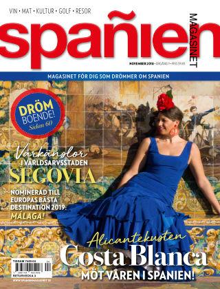 Spanien Magasinet 2018-11-09