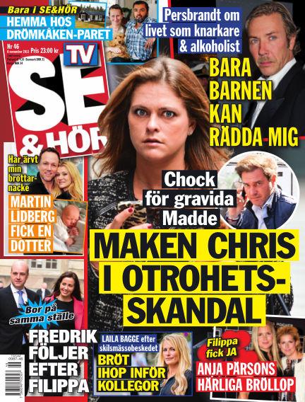 Se & Hör (Inga nya utgåvor) November 07, 2013 00:00