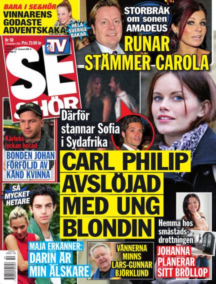 Se & Hör (Inga nya utgåvor) December 05, 2012 00:00