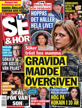Se & Hör (Inga nya utgåvor) 2013-12-04