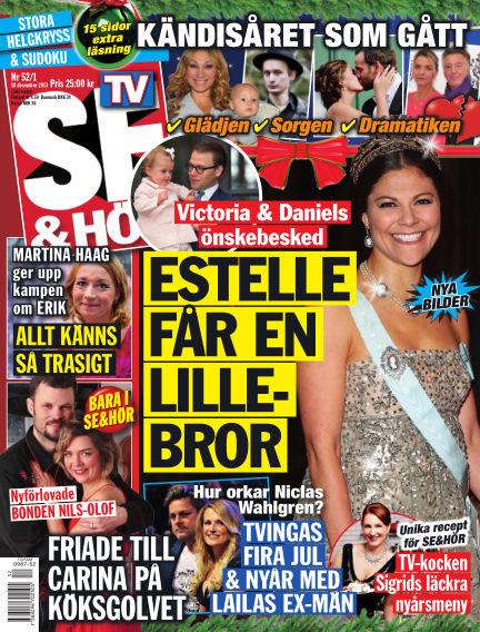 Se & Hör (Inga nya utgåvor) December 18, 2013 00:00