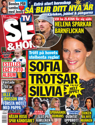 Se & Hör (Inga nya utgåvor) 2013-01-31