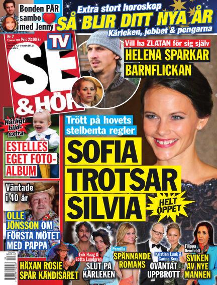 Se & Hör (Inga nya utgåvor) January 31, 2013 00:00
