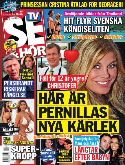 Se & Hör (Inga nya utgåvor) January 15, 2014 00:00