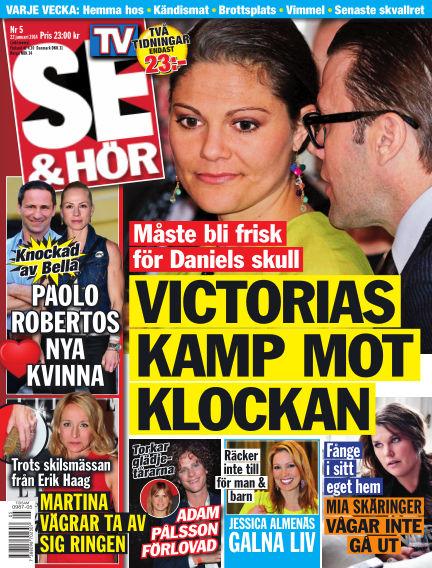 Se & Hör (Inga nya utgåvor) January 22, 2014 00:00
