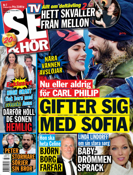 Se & Hör (Inga nya utgåvor) February 05, 2014 00:00