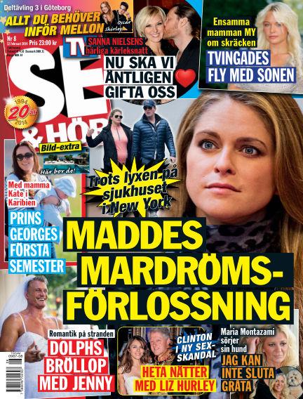 Se & Hör (Inga nya utgåvor) February 12, 2014 00:00