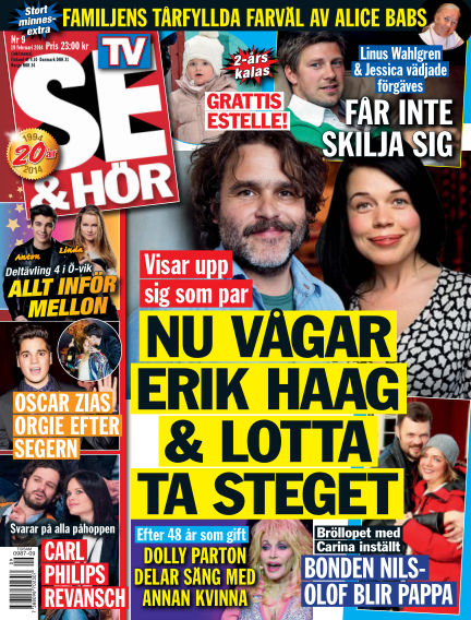 Se & Hör (Inga nya utgåvor) February 19, 2014 00:00