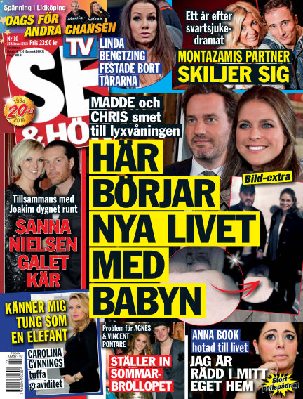 Se & Hör (Inga nya utgåvor) February 26, 2014 00:00