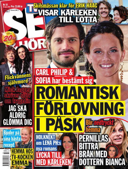 Se & Hör (Inga nya utgåvor) March 26, 2014 00:00