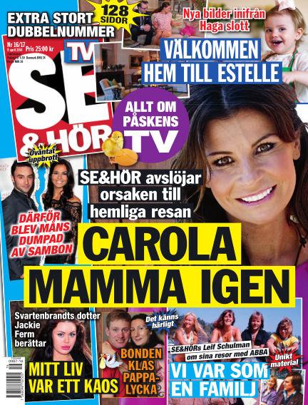 Se & Hör (Inga nya utgåvor) April 09, 2014 00:00