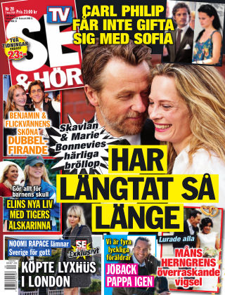 Se & Hör (Inga nya utgåvor) 2014-05-07