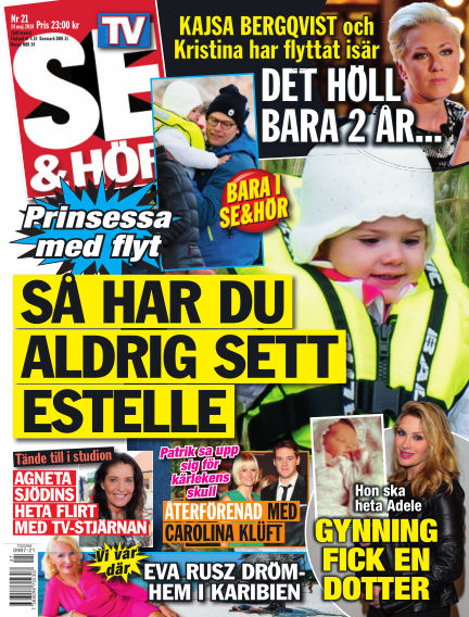 Se & Hör (Inga nya utgåvor) May 15, 2014 00:00