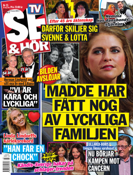 Se & Hör (Inga nya utgåvor) May 28, 2014 00:00