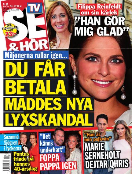 Se & Hör (Inga nya utgåvor) June 04, 2014 00:00
