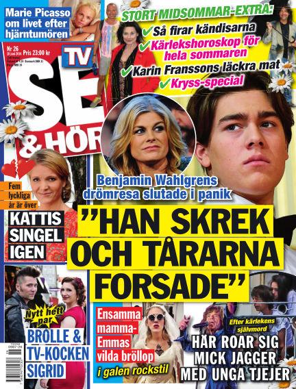 Se & Hör (Inga nya utgåvor) June 18, 2014 00:00
