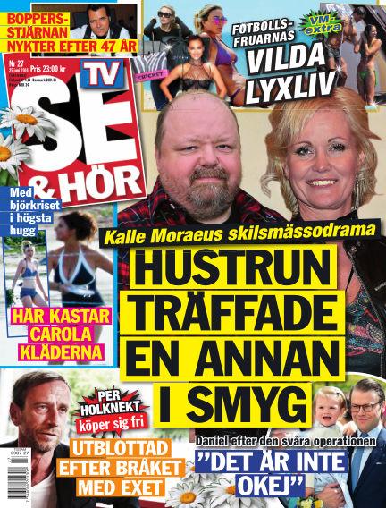 Se & Hör (Inga nya utgåvor) June 25, 2014 00:00