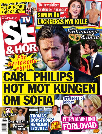 Se & Hör (Inga nya utgåvor) July 02, 2014 00:00