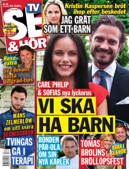 Se & Hör (Inga nya utgåvor) July 16, 2014 00:00