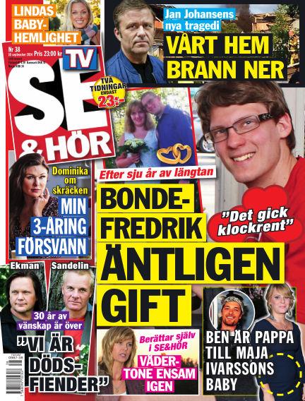 Se & Hör (Inga nya utgåvor) September 10, 2014 00:00