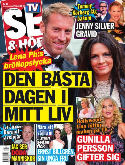 Se & Hör (Inga nya utgåvor) September 17, 2014 00:00