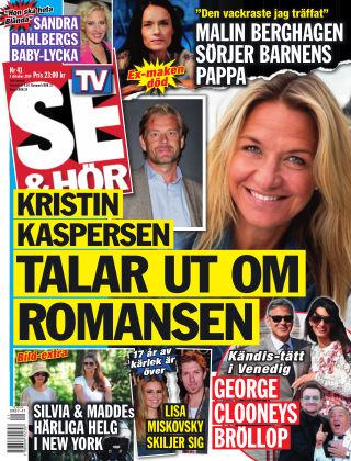 Se & Hör (Inga nya utgåvor) 2014-10-01