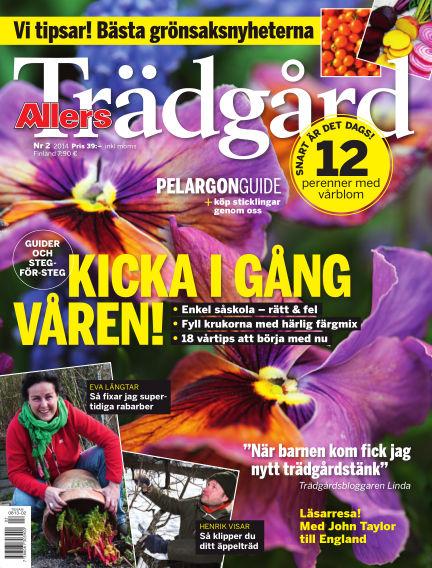 Allers Trädgård February 11, 2014 00:00