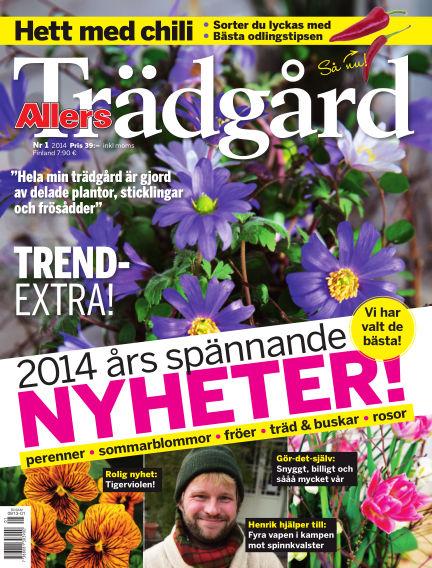 Allers Trädgård January 07, 2014 00:00