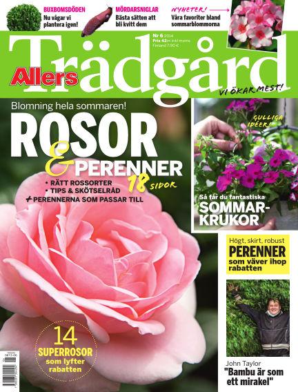 Allers Trädgård May 13, 2014 00:00