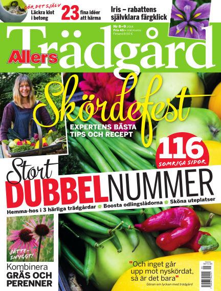 Allers Trädgård July 01, 2014 00:00