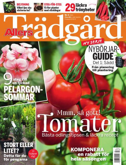 Allers Trädgård January 29, 2015 00:00